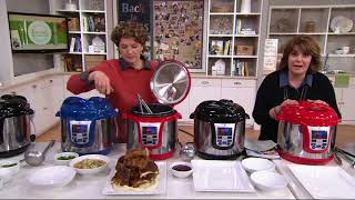 CooksEssentials 8 quart Digital Stainless Steel Pressure Cooker on QVC