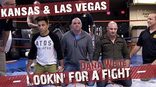 Dana White: Lookin' for a Fight – Season 1 Ep.3 thumbnail