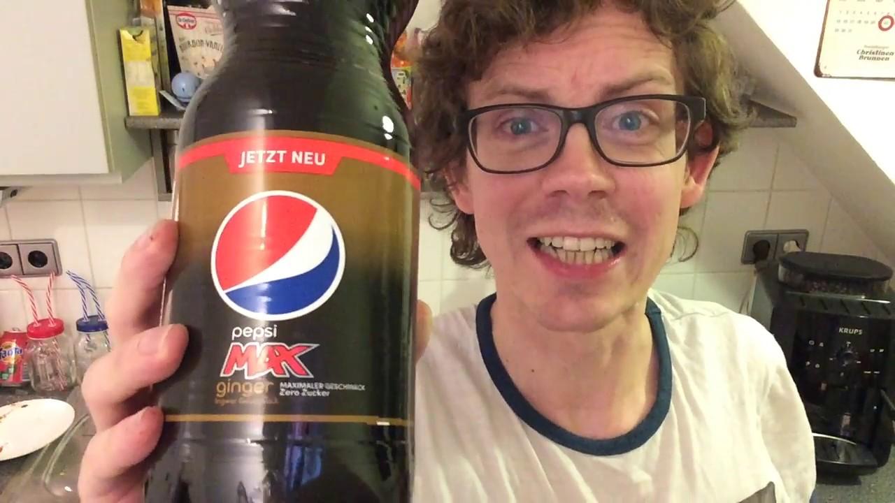 Pepsi Ingwer