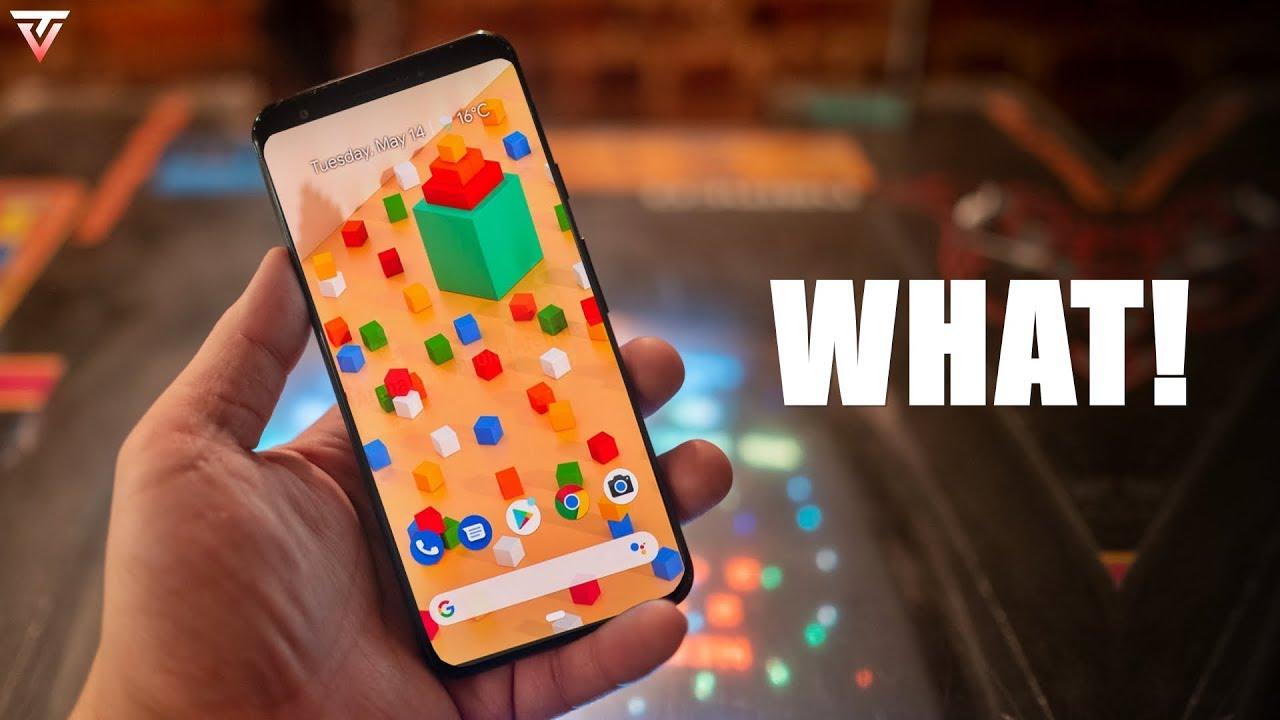 Google Pixel 4 - Retail Box Reveals Some Surprises