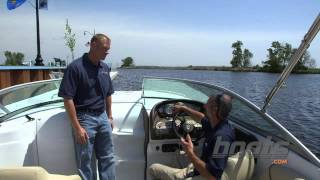 2014 Cruisers Sport Series 279 Cuddy Cabin Boat Review / Performance Test