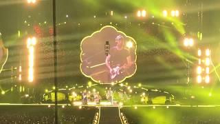 Coldplay - Yellow live @ Stadio San Siro Milano - 4 Luglio 2017 [4K]