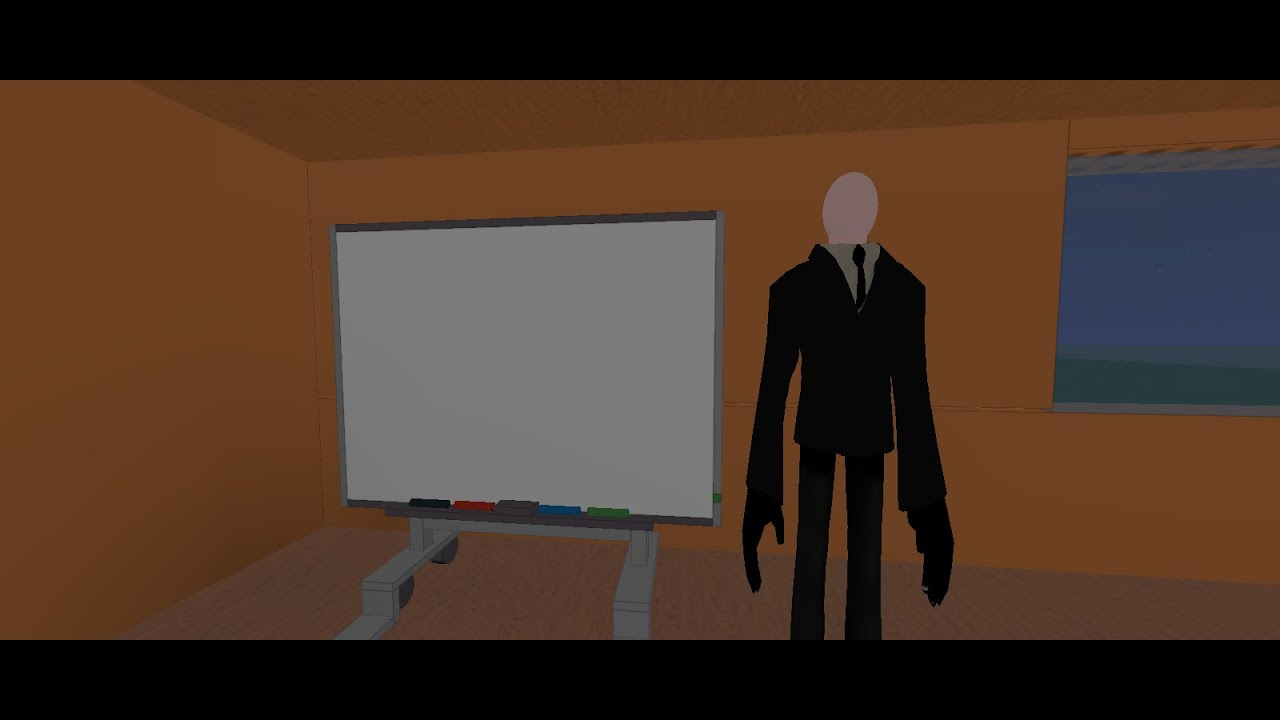 Roblox Short Dont Mess With Slender Youtube