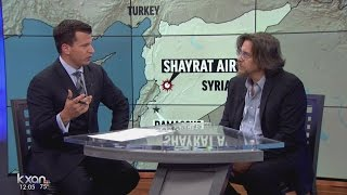 A look at the Russia/Syria relationship