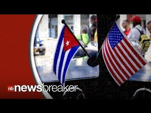 U.S., Cuba Begin Diplomatic Relations in Wake of Release of American Alan Gross