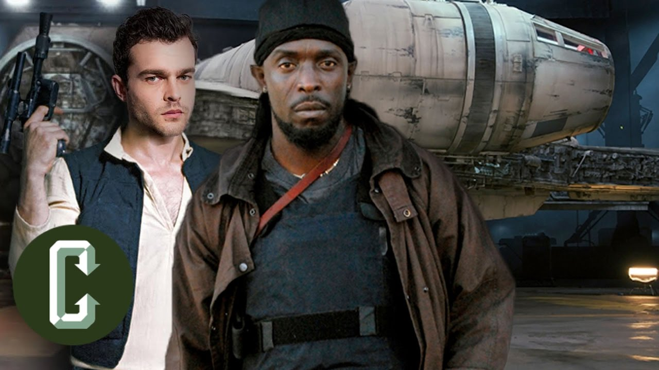 Young Han Solo Movie Adds The Wire's Michael K. Williams – Collider Video