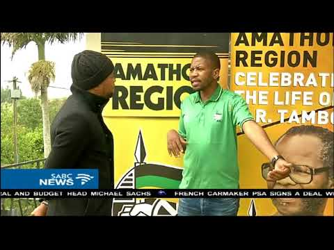 ANC Eastern Cape goes into elective congress limping
