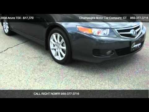 Acura TSX For Sale In Willimantic CT YouTube - Acura tsx for sale in ct