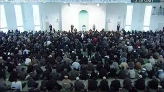 English Friday Sermon 20th January 2012 - Islam Ahmadiyya