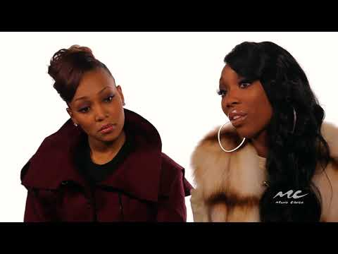 Brandy & Monica on Their Relationship