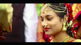 Sanika Weds Nilesh | Awesome Telugu Wedding Teaser| SHUBHAM.TV