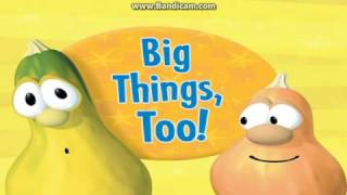 VeggieTales Sing-Along: Big Things, Too