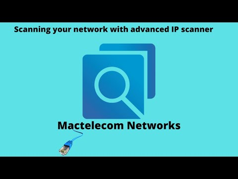 Scanning Your Network With Advanced IP Scanner