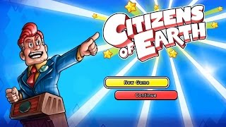 Citizens of Earth - 50 Minute Playthrough [PS4]