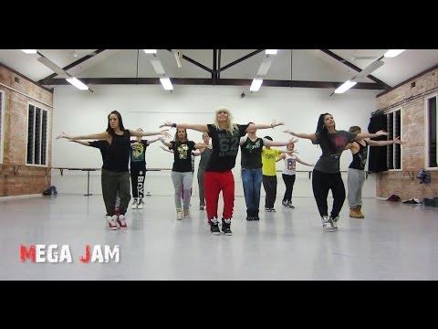 'Slave To The Rhythm' Michael Jackson ft. Justin Bieber choreography by Jasmine Meakin (Mega Jam)