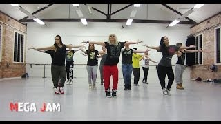 'Slave To The Rhythm' Michael Jackson ft. Justin Bieber choreography by Jasmine Meakin (Mega Jam)