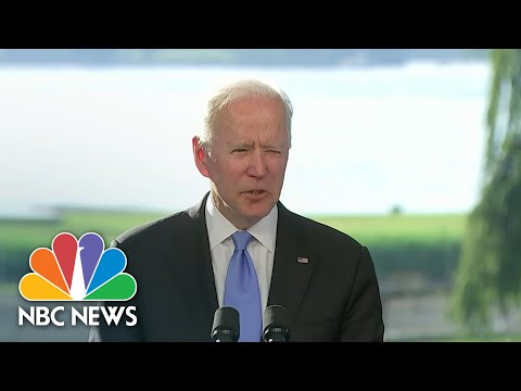 White House Touts Biden's Trip After Putin Summit