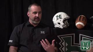 Hawaii Football Early Signing Day Show