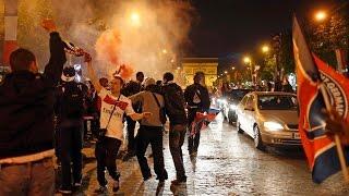 تجدد أعمال الشغب في ميرسيليا قبل انطلاق كأس اوروبا