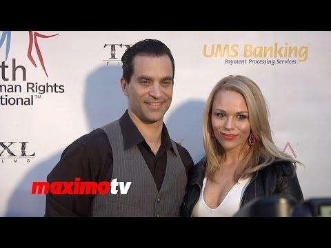 Johnathon Schaech and Julie Solomon