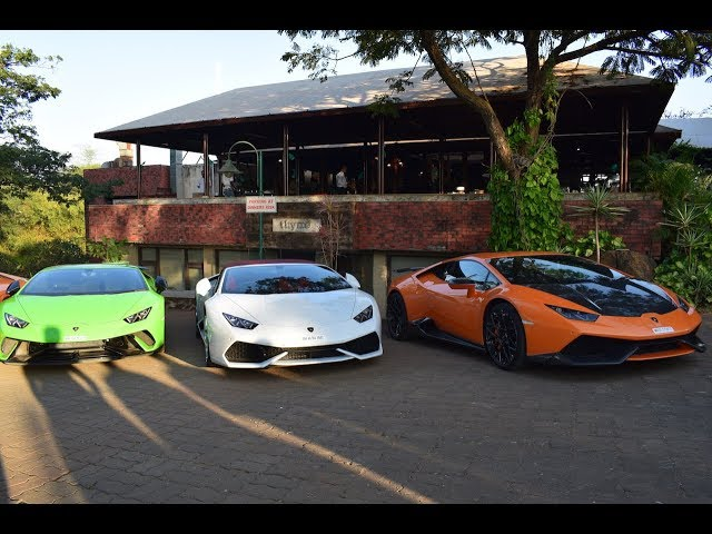Super cars in Manas resort, Igatpuri | Near Mumbai & Nashik | India