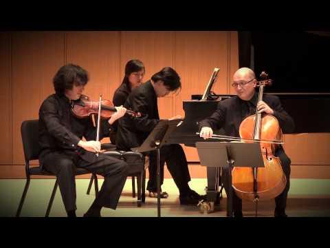 Schubert: Trio in E-Flat D.929 - Andante con moto | Berlinsky, Bagratuni, Sohn