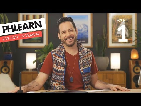PHLEARN Live with Aaron Nace | Part 1