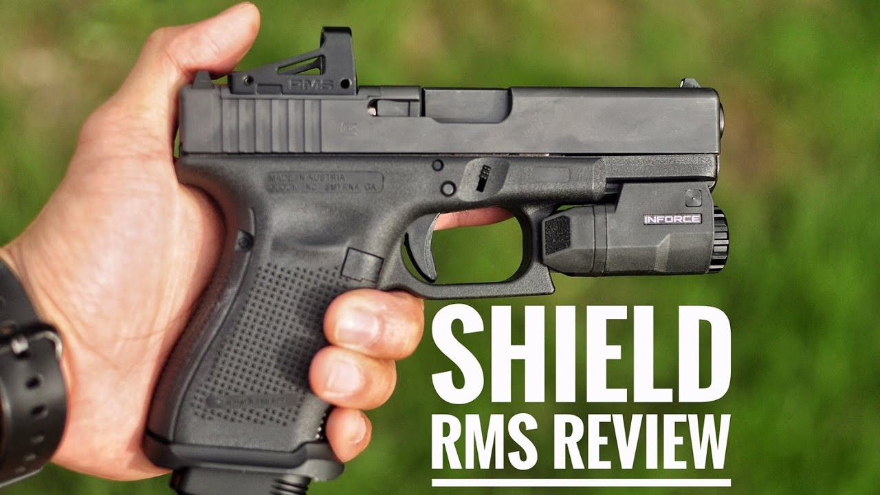 Shield Sight RMS Review | Glock 19 MOS