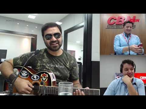 Entrevista CBN Campo Grande: Luiz Acosta