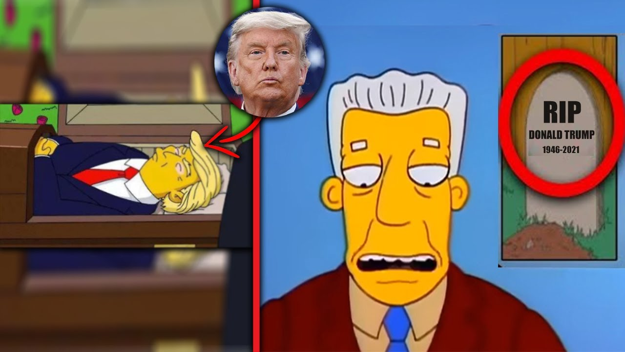 Download 10 Simpsons Predictions That COULD Come True In 2021
