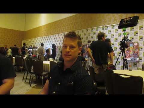 Jeff Mednikow 'Teen Titans Vs Teen Titant Go' Interview