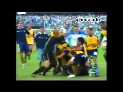 Ultimo penal de junior campeón 2004 narra Edgar Perea Arias
