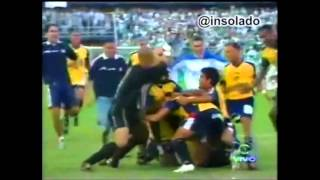 Ultimo penal de junior campeón 2004 narra Edgar Perea Arias