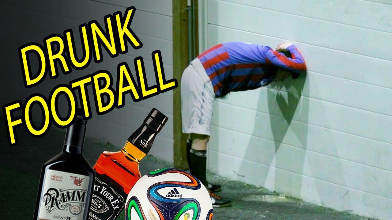 Norweger spielen betrunken Fussball und das ist grossartig