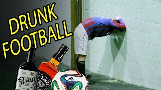 Drunk football (Fyllefotball)