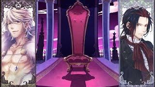 【絶対迷宮 秘密のおやゆび姫】より ヌードキング(裸の王様)&ツバメ...