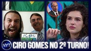 Nando Moura é usado em PROPAGANDA do PT, Haddad MENTIROSO e Kéfera revela torcida contra BOLSONARO