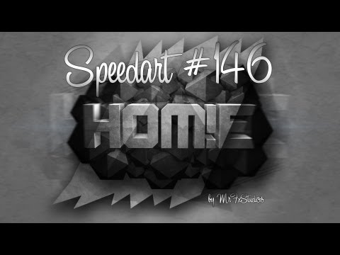 HOM!E Wallpaper   Speedart #146 by MrFxStudios   [HD]