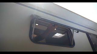 חלונות ופתחים בקרוואן | מה מותר ומה אסור | טיפים לתפעול קרוואן