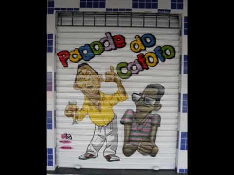 Masch Grafite São Jorge, Caricaturas de Zeca Pagodinho e Cartola.wmv