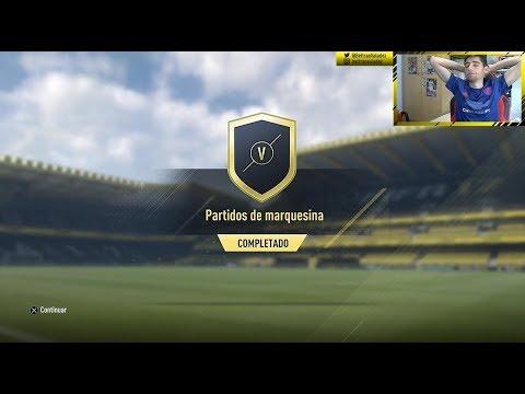 FIFA 17 | SBC PARTIDOS MARQUESINA | JUGADOR EDLS 84 + MEDIA !!