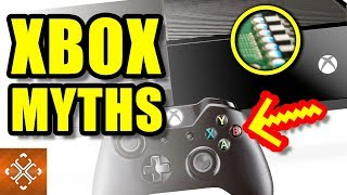 8 XBOX Myths You Won't Believe People Actually Fell For
