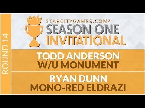 SCGINVI - Round 14 - Todd Anderson vs Ryan Dunn [Standard]