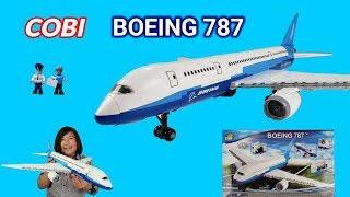 конструктор COBI Boeing 787 Dreamliner 26600