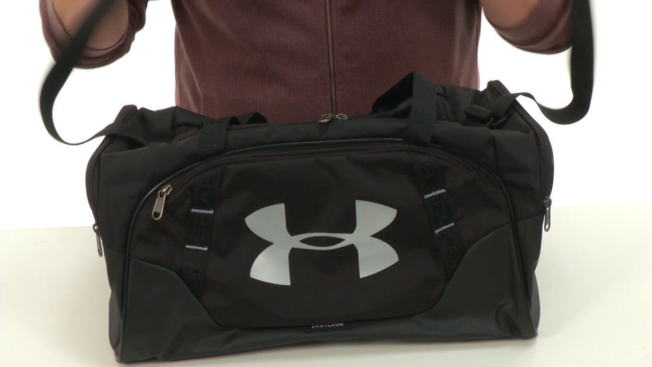 2944cd1f1720 Under Armour UA Undeniable Duffel 3.0 SM SKU  8871511 - YouTube