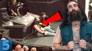 5 wwe wrestlers who got injured right before wrestlemania