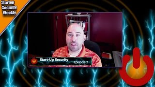 Startup Security Weekly #2 - Business Level Consumers