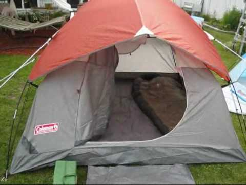 & Eagles Camp vs Coleman Sundome(tent review) - YouTube