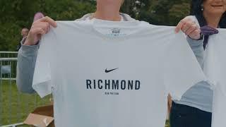 Run the Richmond marathon for World Cancer Research Fund