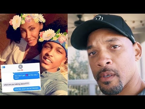 August Alsina Exposes His AFFAIR With Jada Pinkett Smith